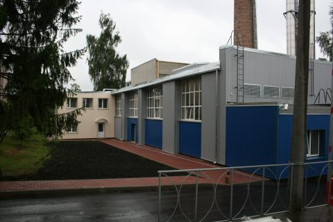 Tuvojas noslēgumam siltumtrases rekonstrukcijas darbi Atbrīvošanas alejā